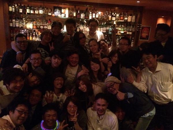 サプライズパーティー!!